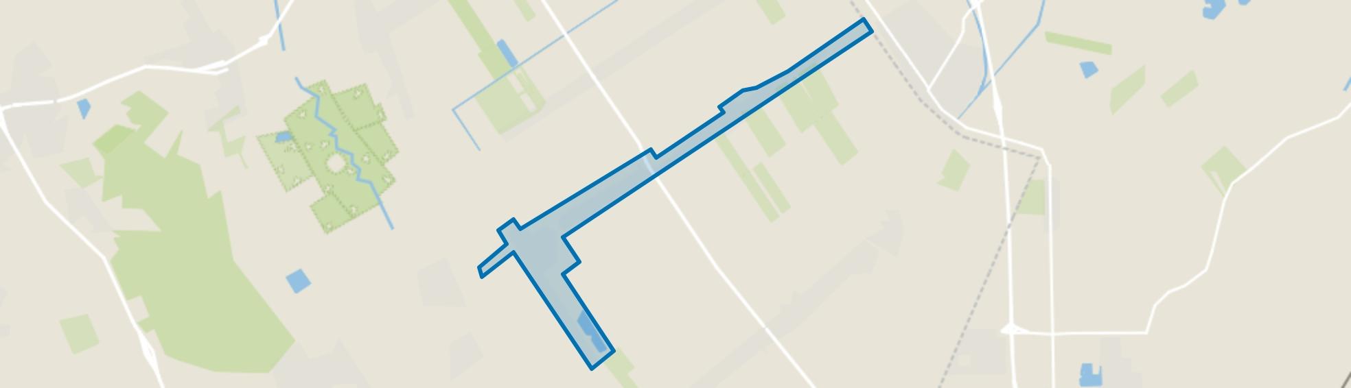 Tweede Exloërmond, 2e Exloërmond map