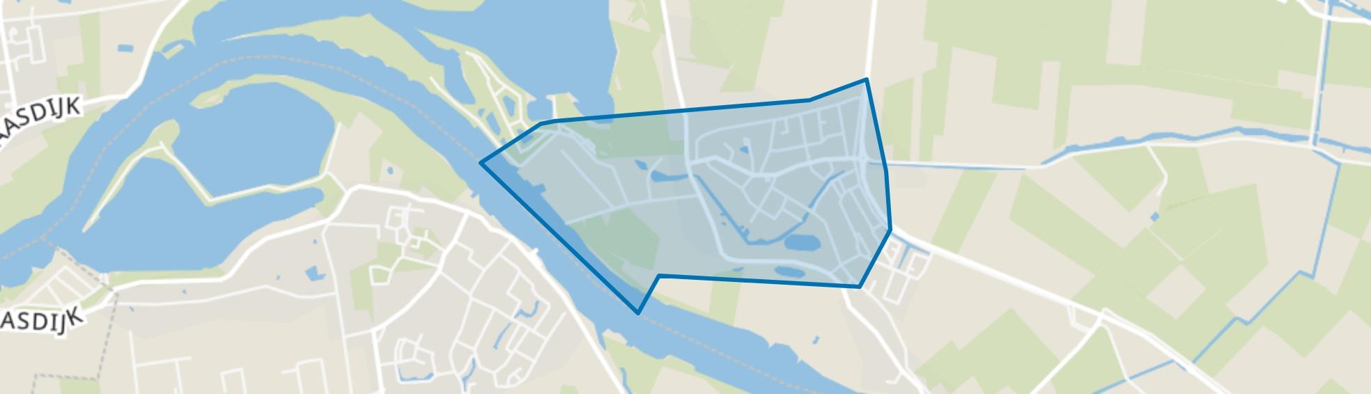 Aalst, Aalst map