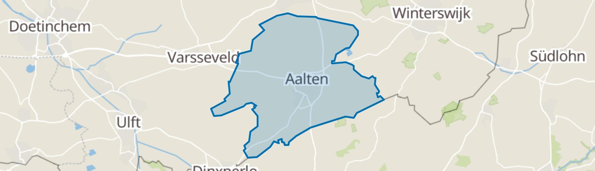 Aalten map
