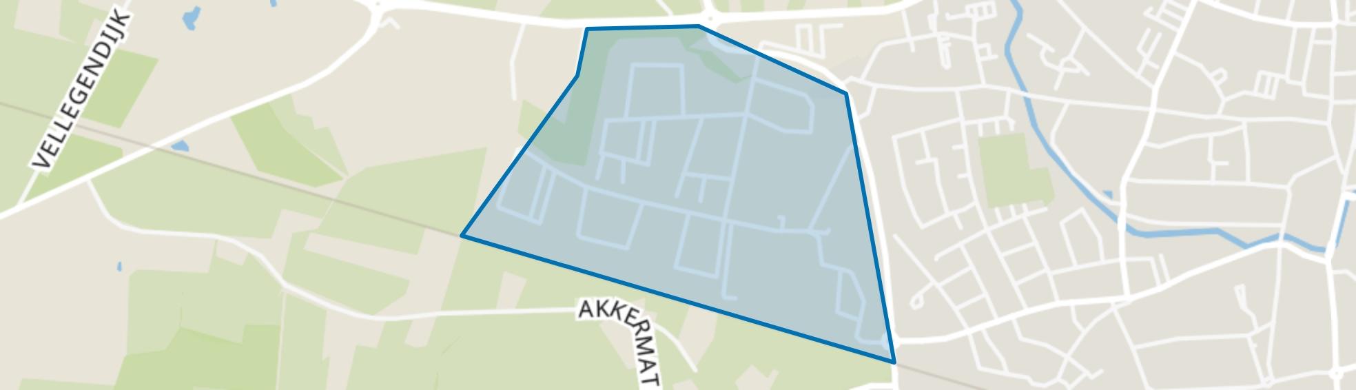 Aalten Kern 't Kobus, Aalten map