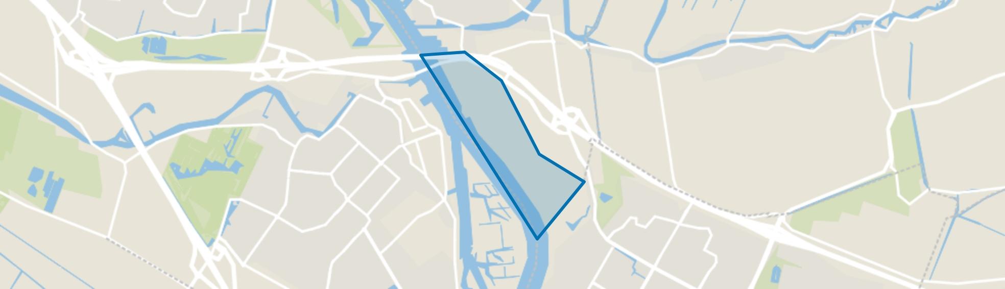 Nieuwland, Alblasserdam map