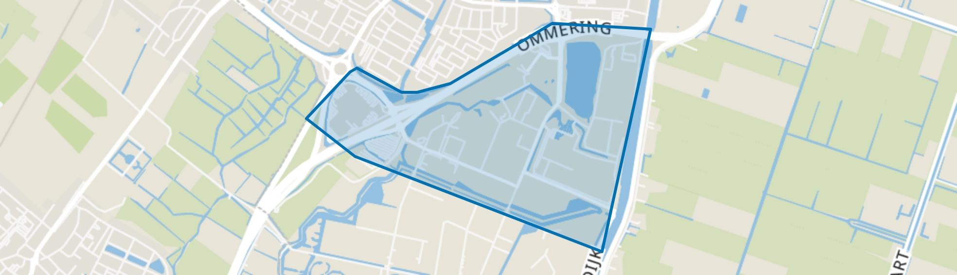 Boekelermeer-Noord, Alkmaar map