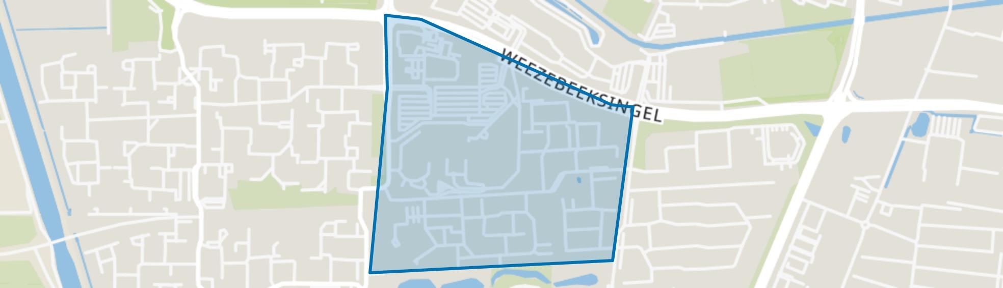 Leemslagen-Oost, Almelo map
