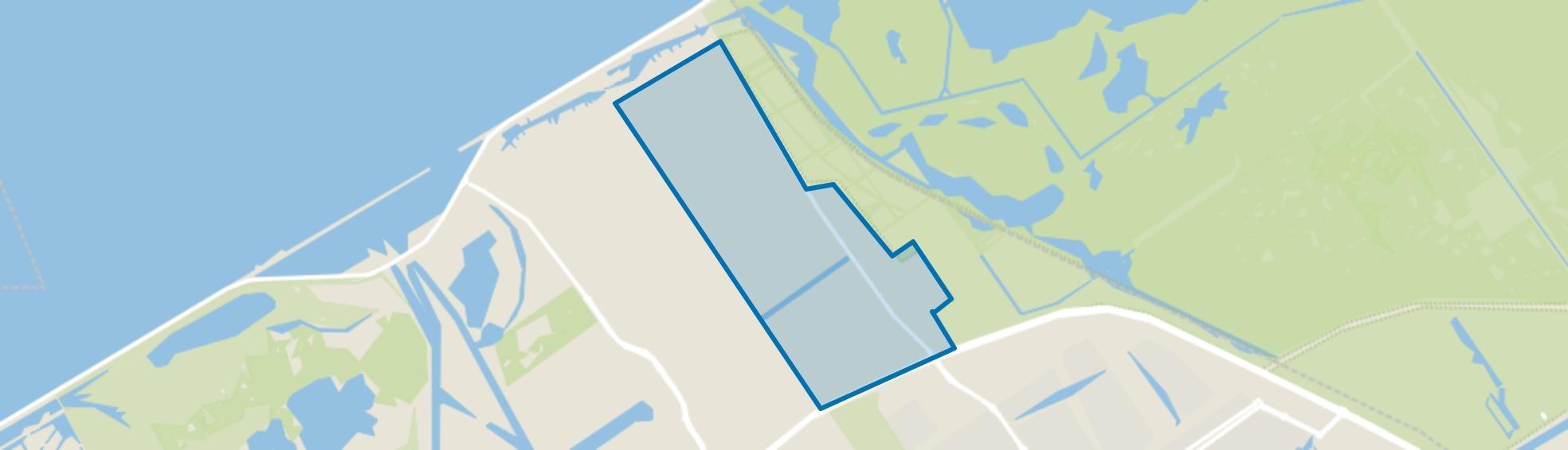 Buitenvaart, Almere map