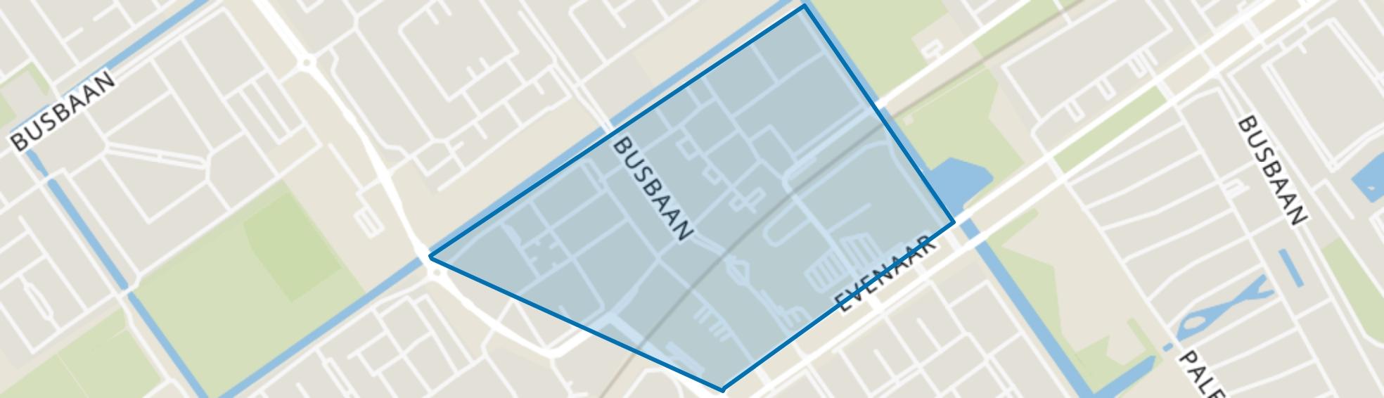 Centrum Almere Buiten, Almere map