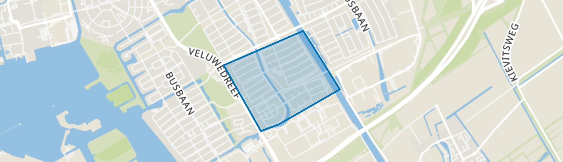 Danswijk, Almere map