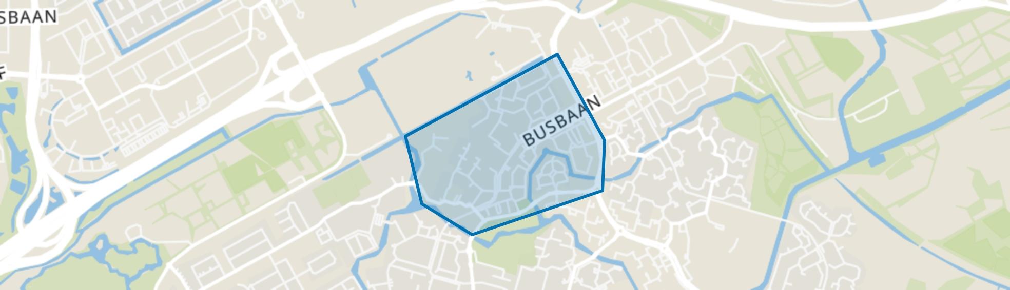 De Gouwen, Almere map