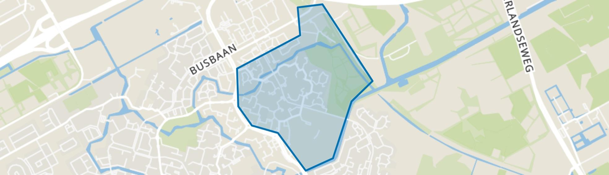 De Marken, Almere map