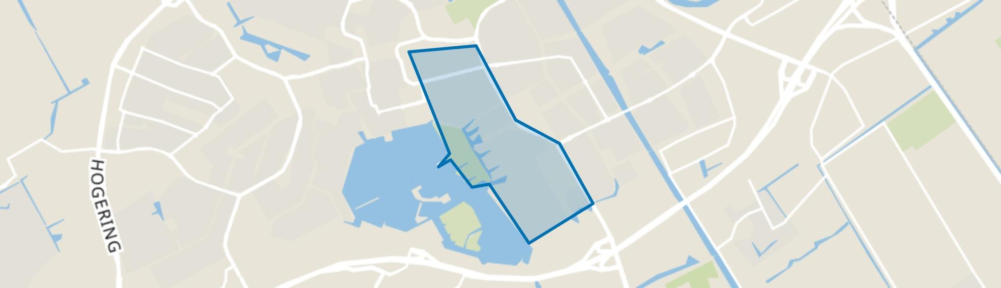 Filmwijk, Almere map