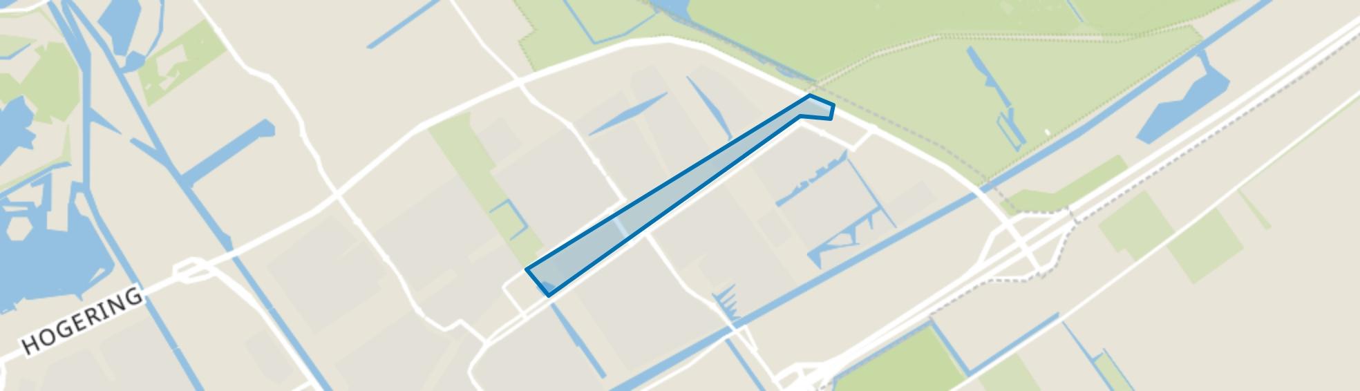 Indischebuurt, Almere map