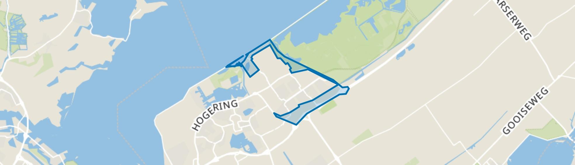 Overig Almere Buiten, Almere map