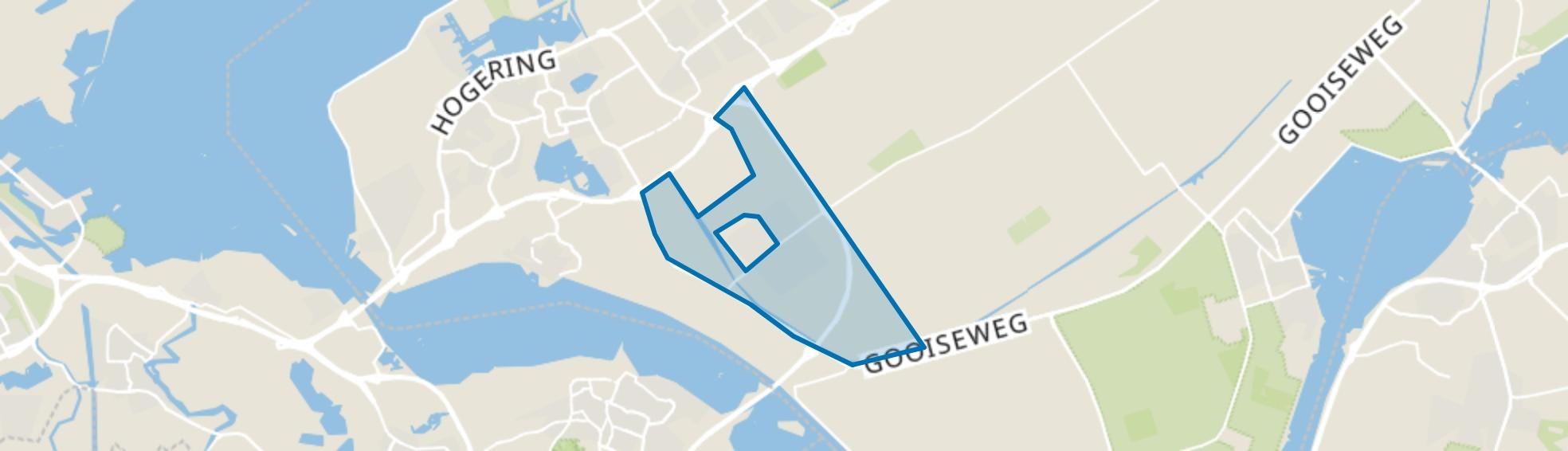 Overig Almere Hout, Almere map