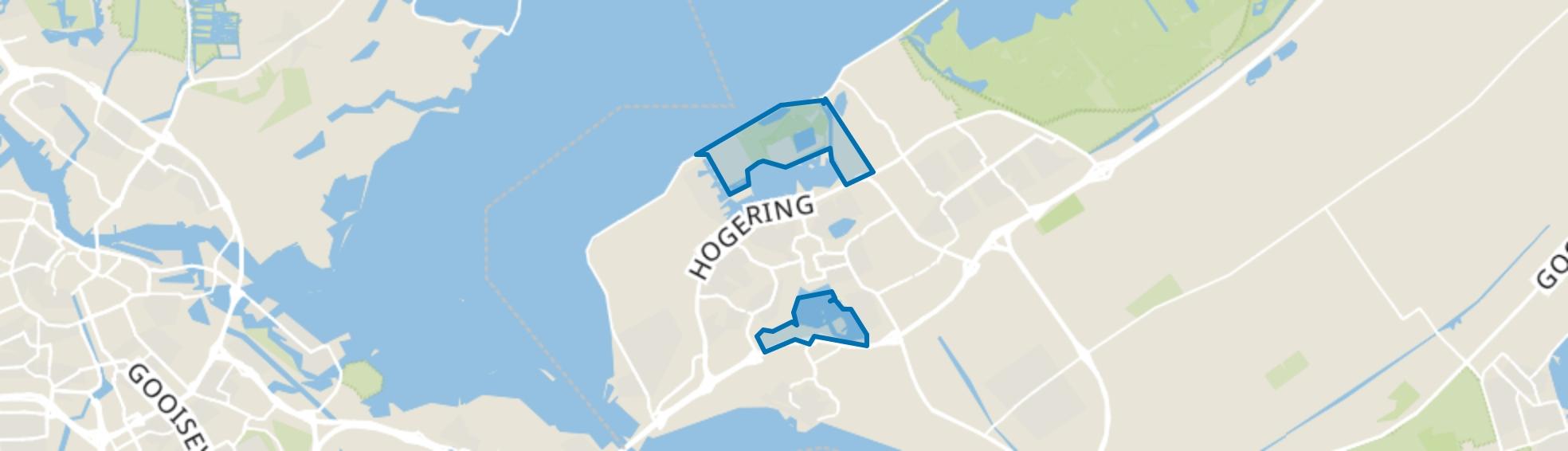 Overig Almere Stad, Almere map