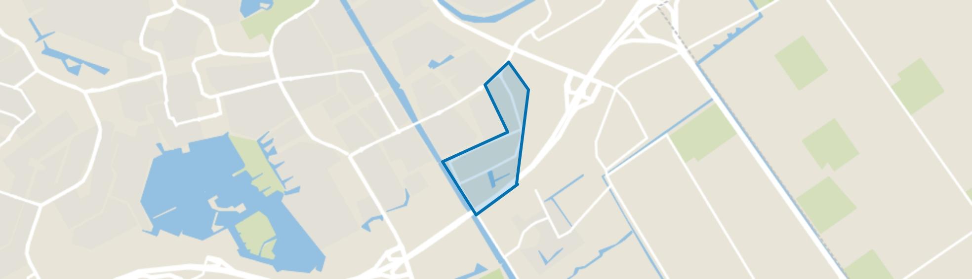 Sallandsekant, Almere map