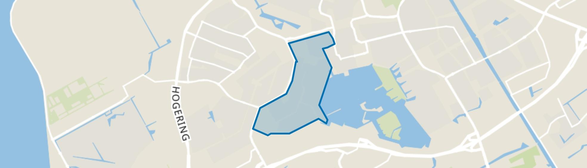 Stedenwijk, Almere map