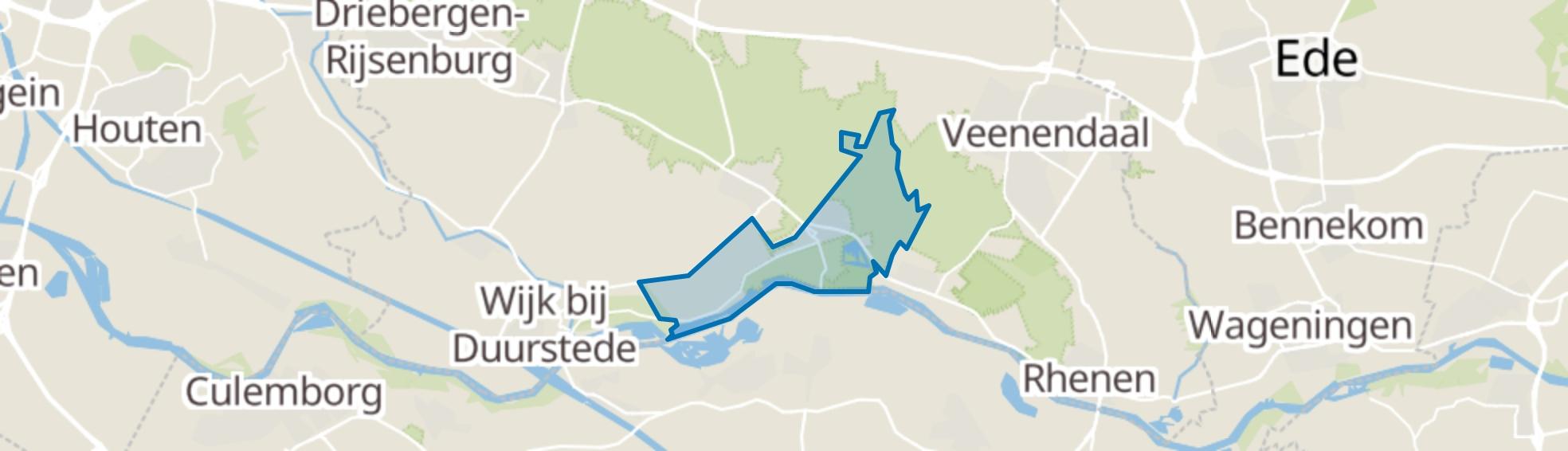 Amerongen map