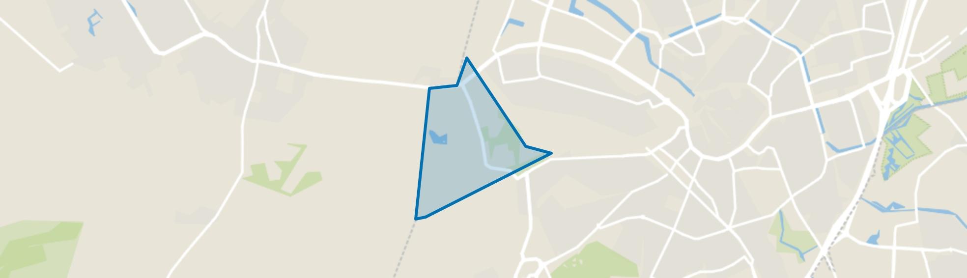 Birkhoven/Bokkeduinen, Amersfoort map