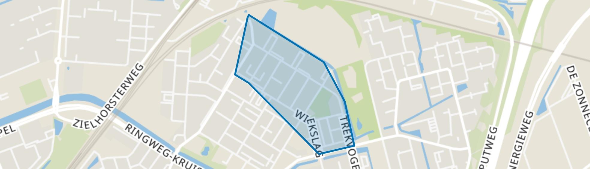 De Horsten, Amersfoort map
