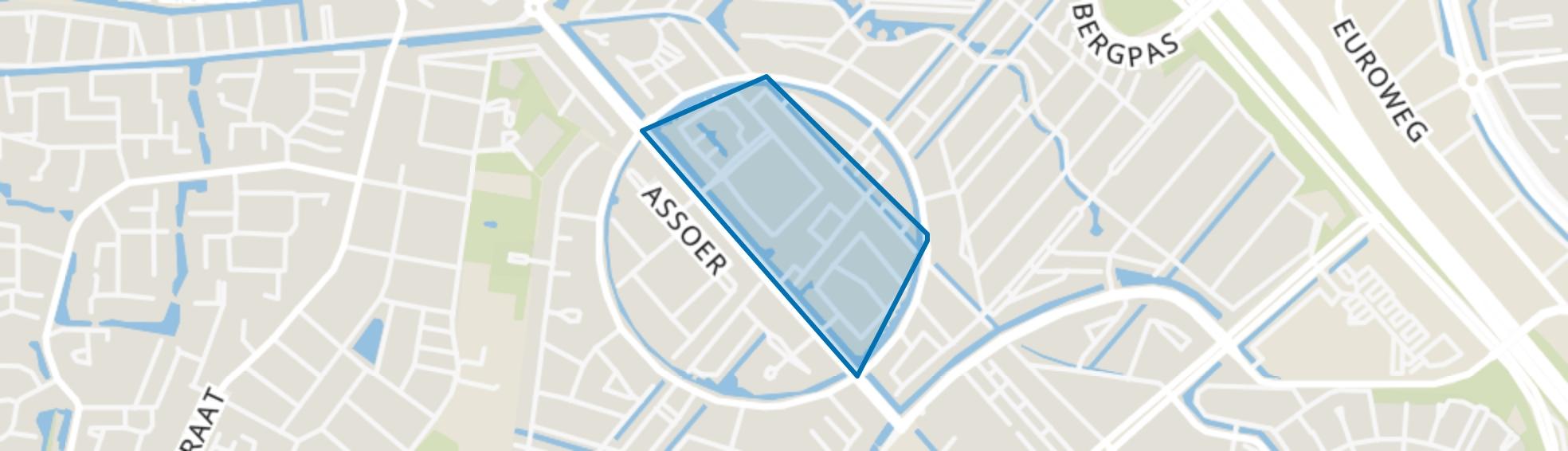 De Verwondering, Amersfoort map