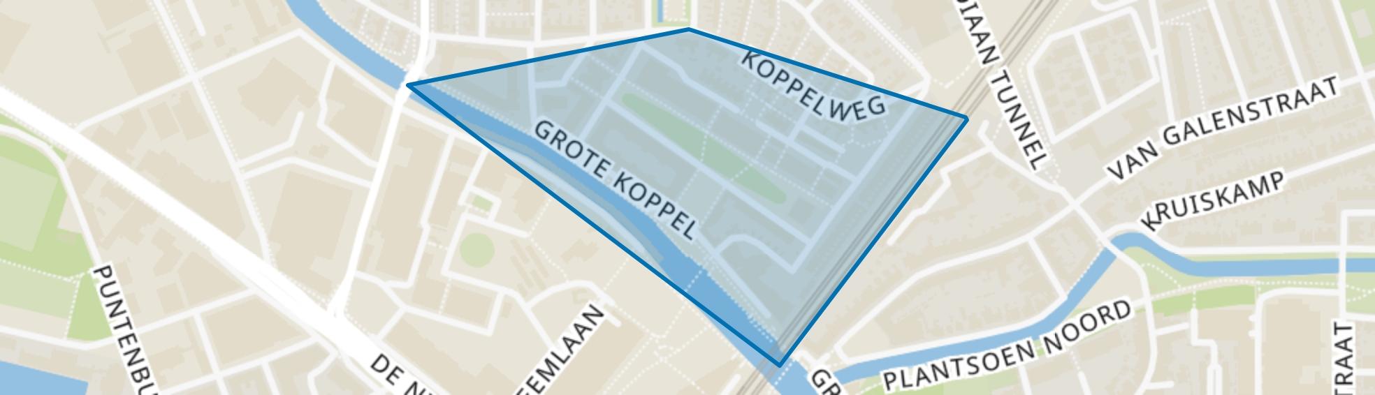 Gildekwartier, Amersfoort map