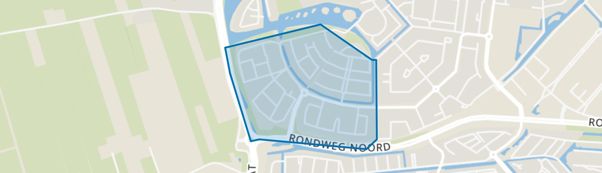 Hoge Hoven, Amersfoort map