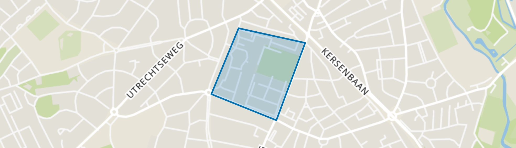 Juliana van Stolberg, Amersfoort map