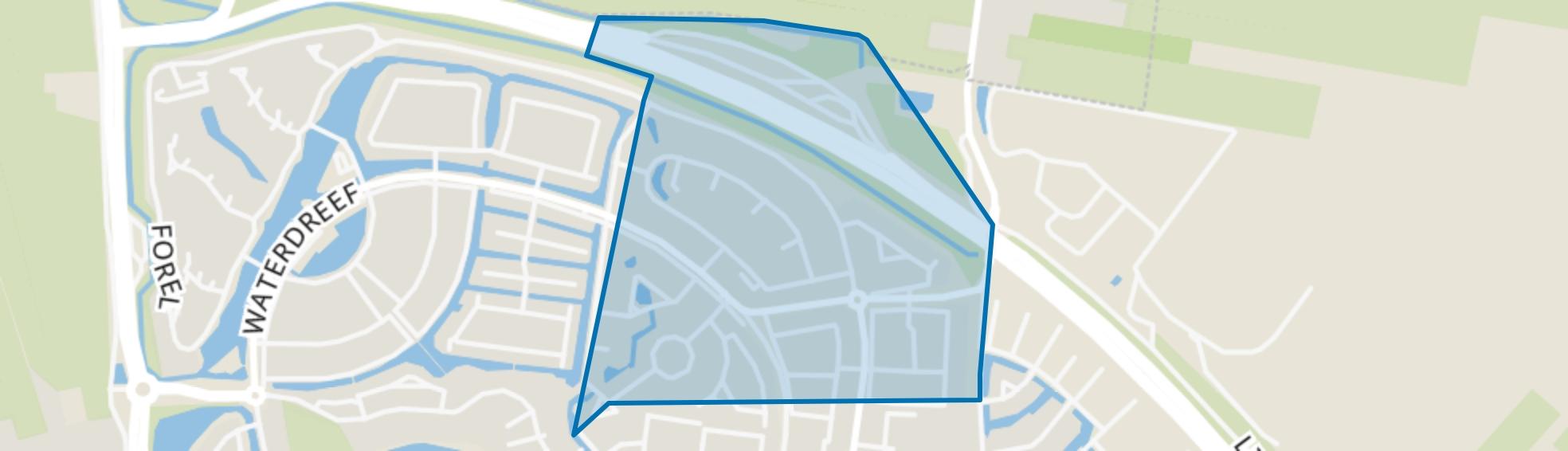 Lage Hoven, Amersfoort map