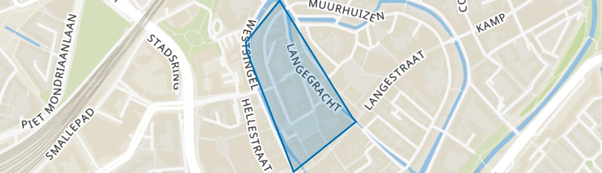 Lieve Vrouwekerkhof, Amersfoort map