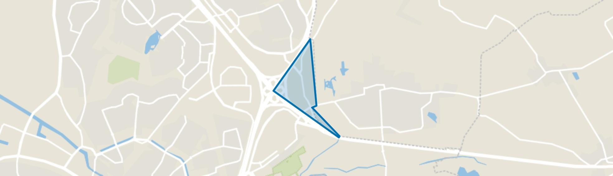 Nijkerkerstraat, Amersfoort map