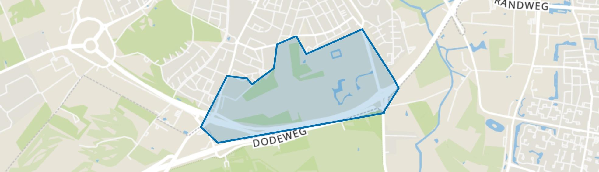 Nimmerdor, Amersfoort map