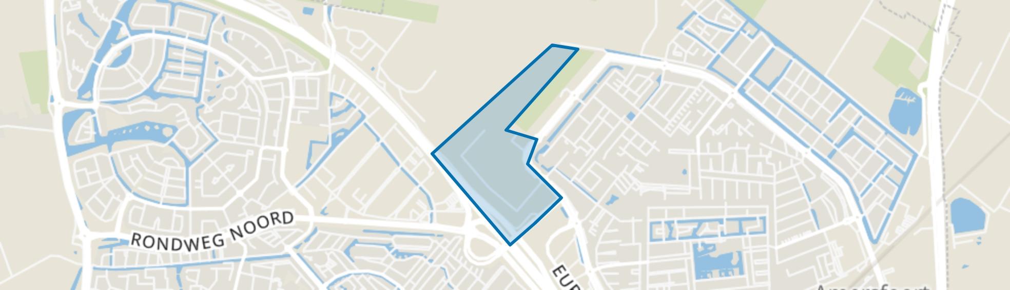 Reinier, Amersfoort map