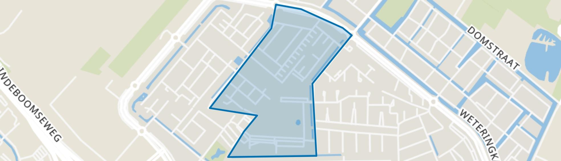 Sprengenberg, Amersfoort map