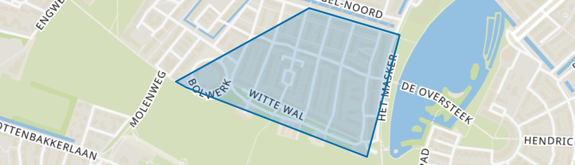 Stille Steeg, Amersfoort map