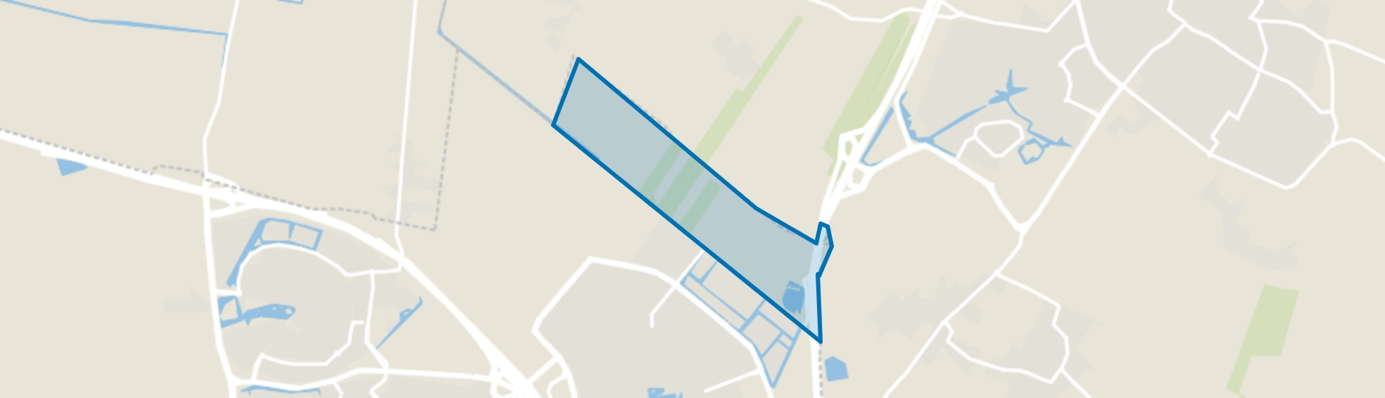 Vathorst-Noord, Amersfoort map