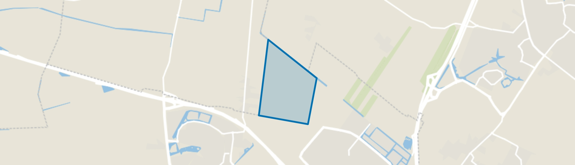 Vathorst-West, Amersfoort map