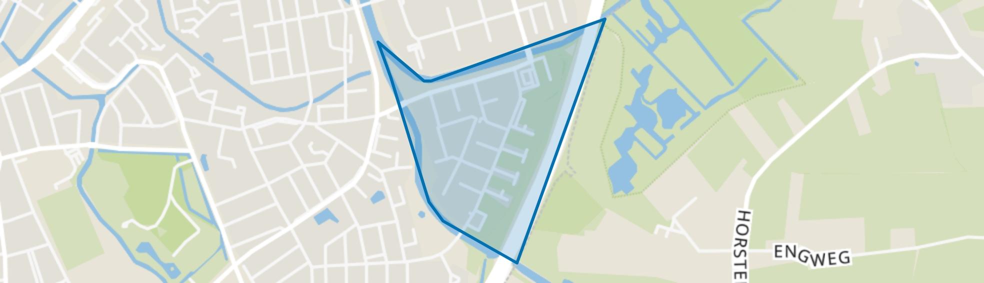 Verdiweg, Amersfoort map