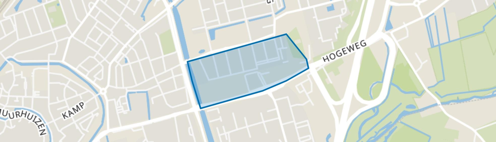 Zwaluwenstraat, Amersfoort map