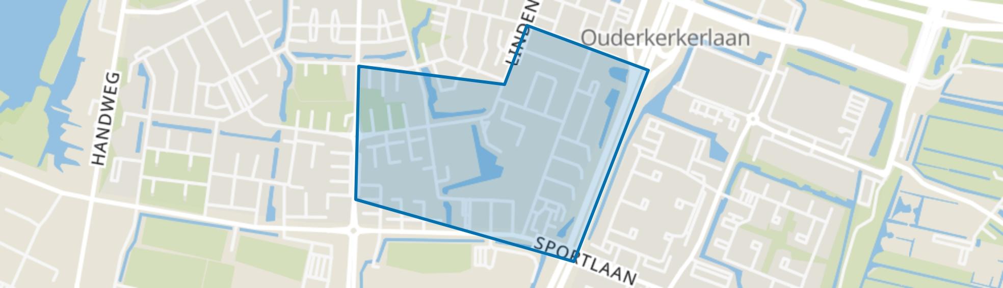 Augustinuspark, Amstelveen map