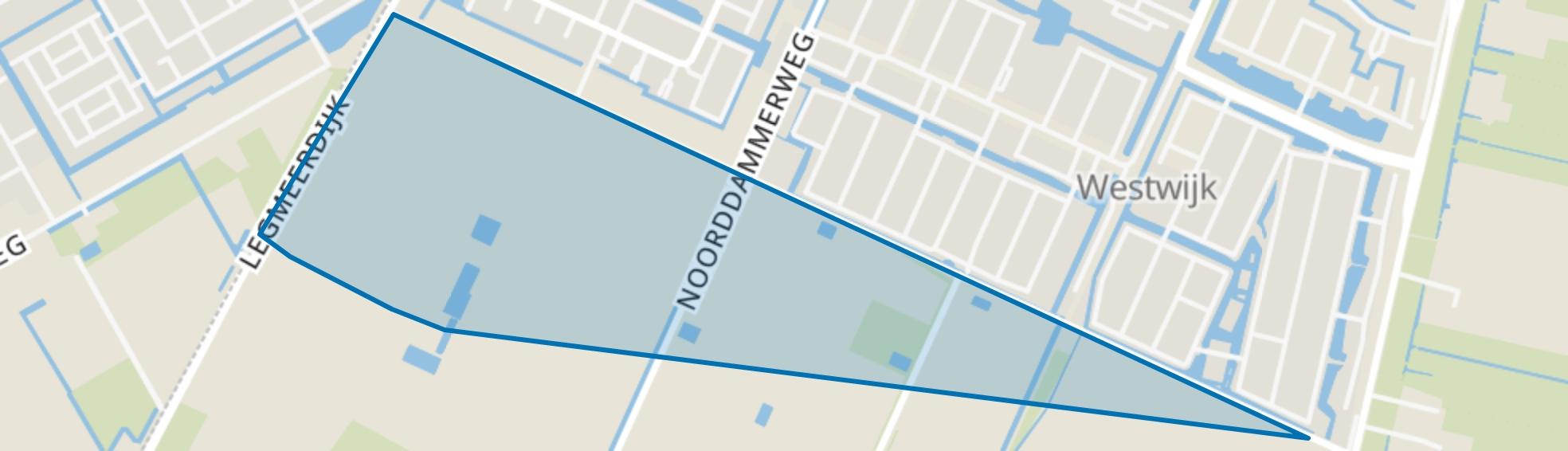 De Scheg, Amstelveen map
