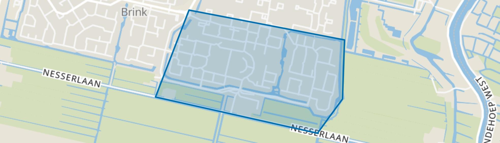 Galjoenbuurt, Amstelveen map