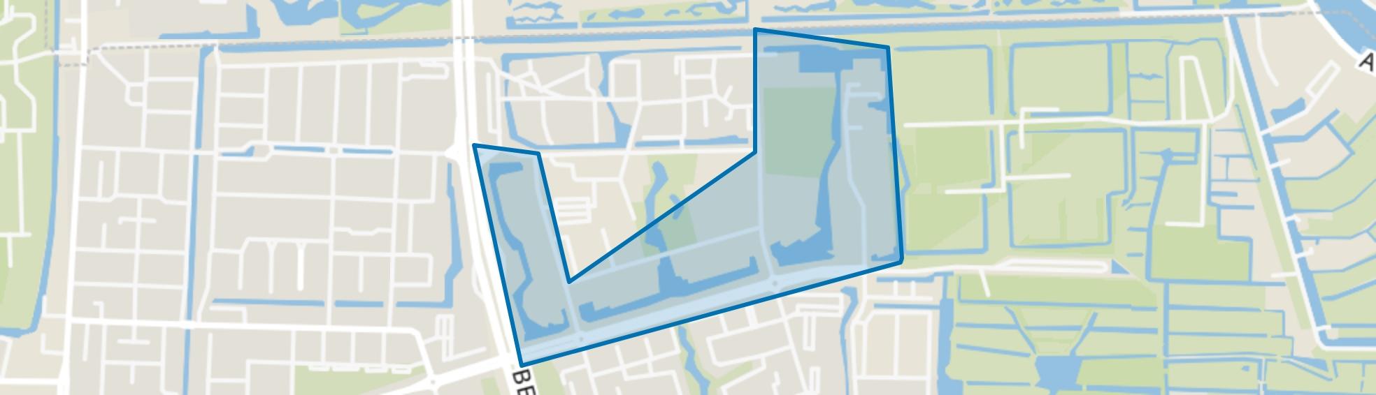 Kronenburg, Amstelveen map