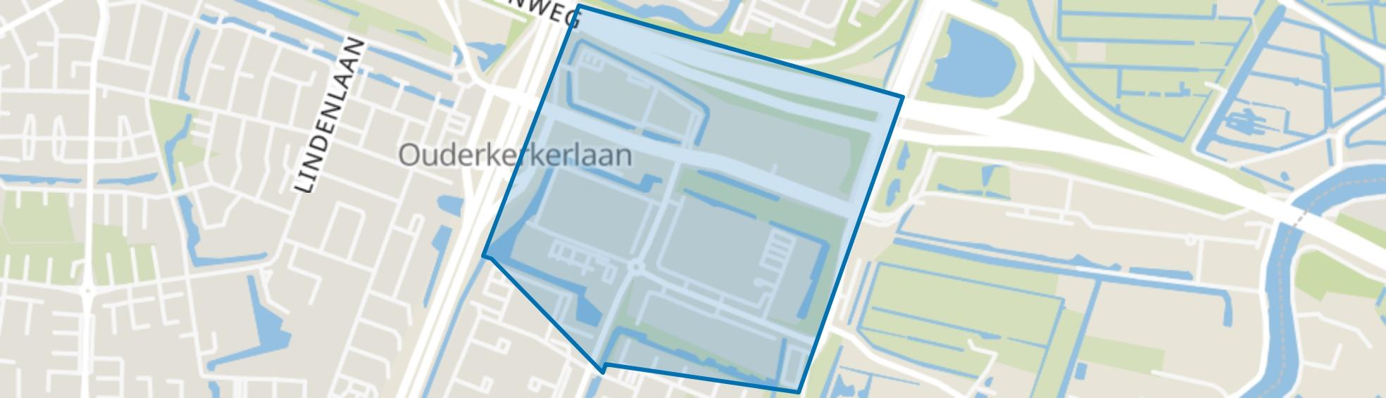 Langerhuize, Amstelveen map