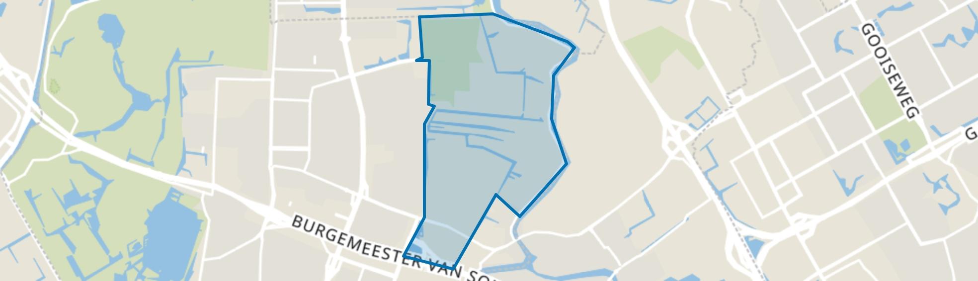 Middelpolder, Amstelveen map