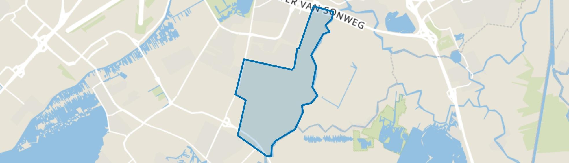 Nes aan de Amstel, Amstelveen map