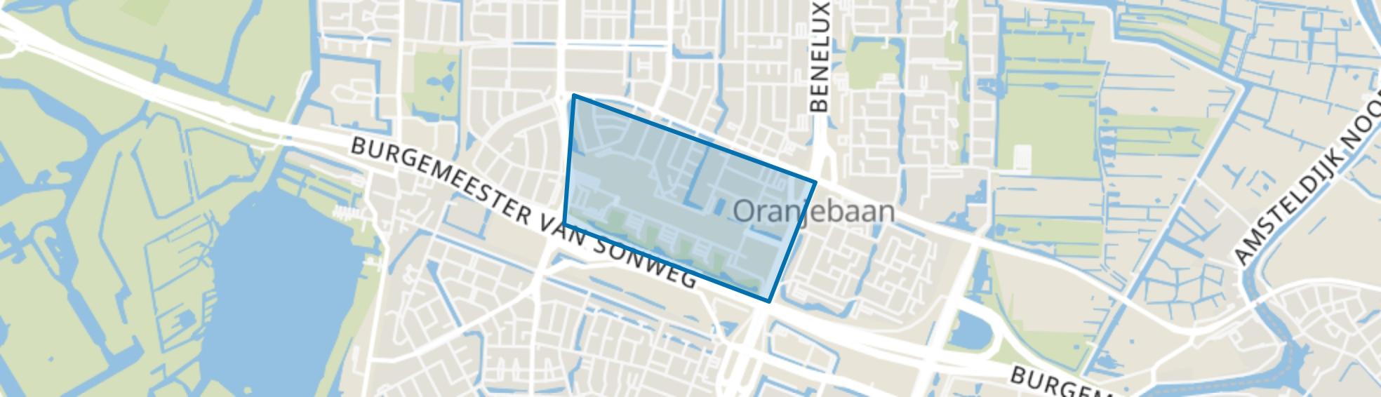 Stadshart, Amstelveen map
