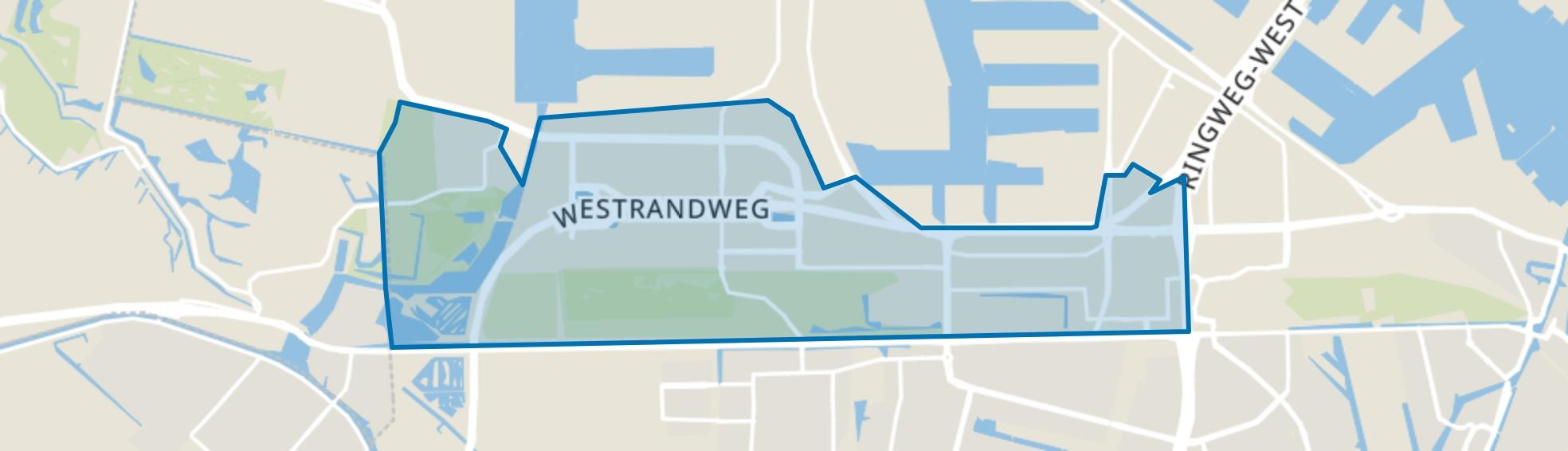 Bedrijventerrein Sloterdijk, Amsterdam map