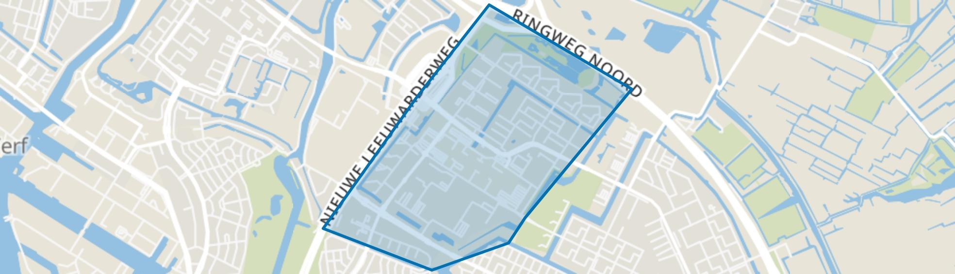 Buikslotermeer, Amsterdam map