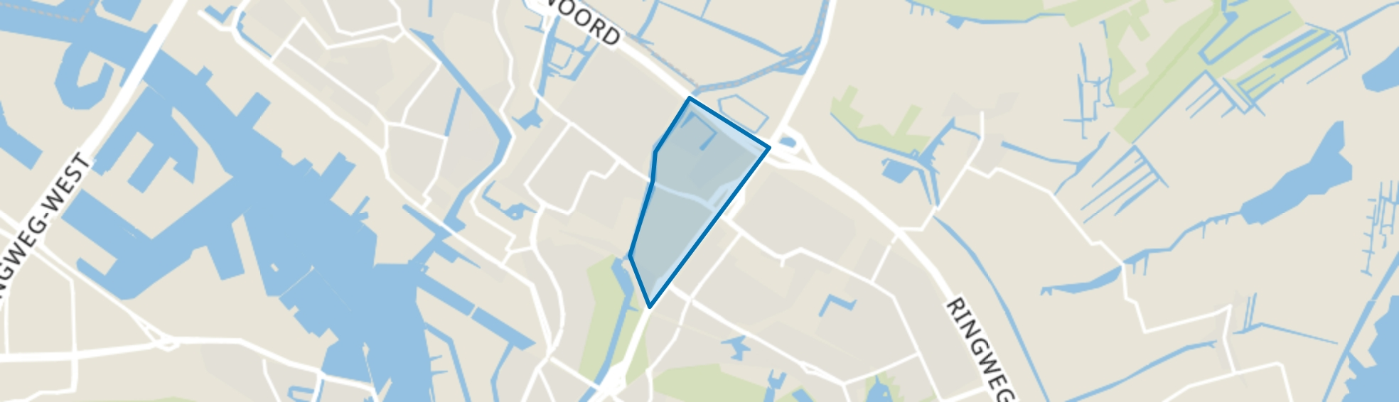 Elzenhagen, Amsterdam map