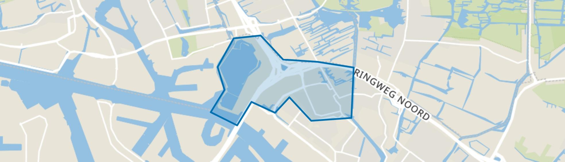 Oostzanerwerf, Amsterdam map