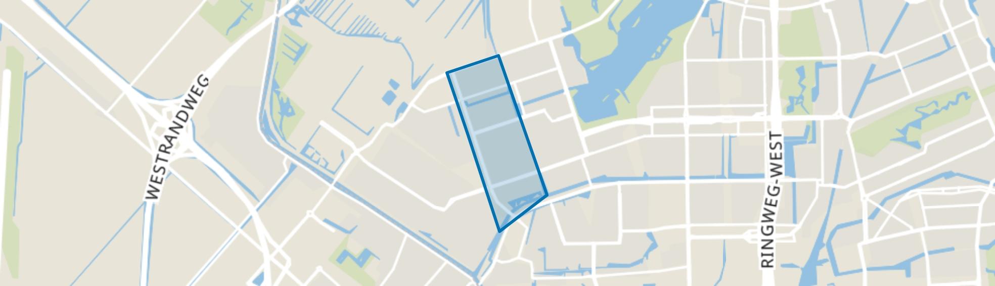 Osdorp-Midden, Amsterdam map